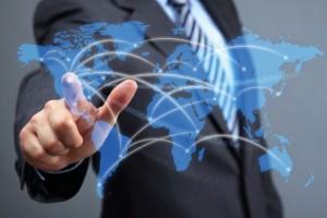 Global communications network